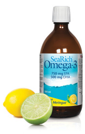 SeaRich Omega-3 Lemon Meringue (500 mL)