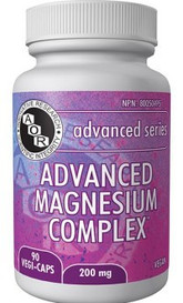 AOR Advanced Magnesium Complex (90 veg caps)