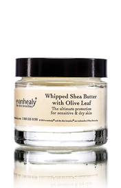 Evan Healy Whipped Shea Butter with Olive Leaf (55 mL)