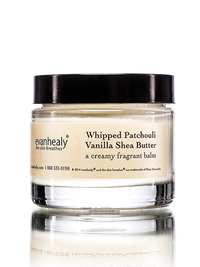 Evan Healy Whipped Patchouli Vanilla Shea Butter (55 mL)
