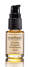 Evan Healy Rosehip Treatment Facial Serum Blue (15 mL)