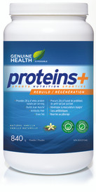 Genuine Health proteins+ Vanilla (840 g)