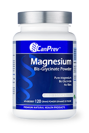 CanPrev Magnesium Bis-Glycinate Powder (120 g)
