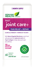 Genuine Health Fast Joint Care (60 caps)