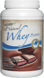 Precision All Natural Whey Protein Chocolate Velvet (850 g)