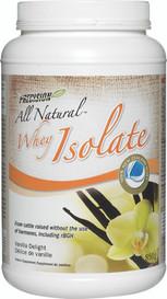 Precision All Natural Whey Isolate Vanilla Delight (850 g)