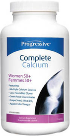 Progressive Complete Calcium for Women 50 and over (120 tabs)