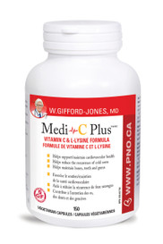 Preferred Nutrition Medi-C Plus Lysine (150 veg caps)