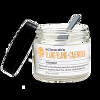 Schmidt's Deodorant Jar Ylang Ylang Calendula (2 oz.)
