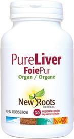 New Roots Pure Liver (30 caps)