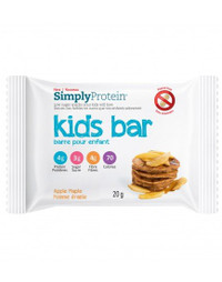 Simply Protein Kids Bar Apple Maple (12 x 20g bars)