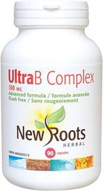 New Roots Ultra B Complex 100mg (90 caps)
