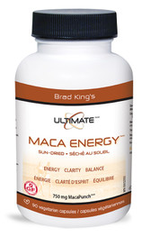 Brad King's Ultimate Maca Energy (90 veg caps)