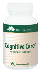 Genestra Cognitive Care (60 veg caps)