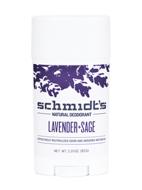 Schmidt's Deodorant Stick Lavender Sage (3.25 oz)
