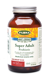Udo's Choice Super Adult Probiotic (120 veg caps)