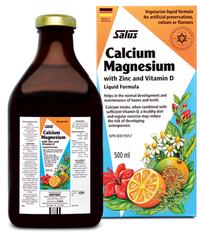 Salus Calcium Magnesium (500 mL)