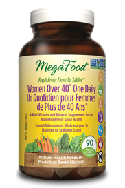 Mega Food Women Over 40 One Daily (90 tabs)