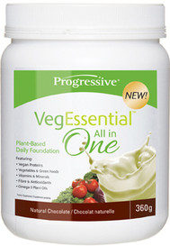Progressive VegEssential All in One Chocolate (360 g)