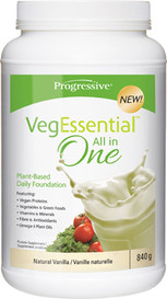 Progressive VegEssential All in One Vanilla (840 g)