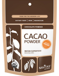 Navitas Organic Raw Cacao Powder (227 g)