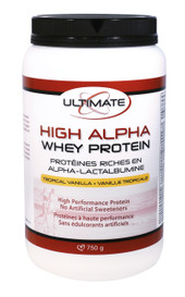 Ultimate High Alpha Whey Protein Tropical Vanilla (750 g)