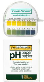 Prairie Naturals pH paper (1 roll)