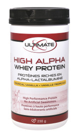 Ultimate High Alpha Whey Protein Tropical Vanilla (230 g)