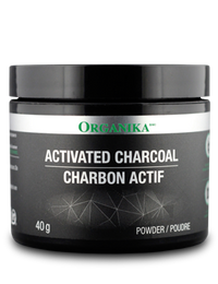 Organika Activated Charcoal Powder (40 g)