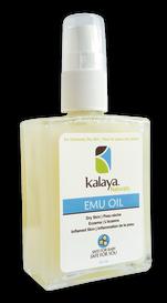 Kalaya Naturals Emu Oil (60 mL)