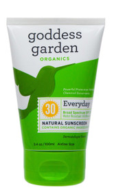 Goddess Garden Everyday Sunscreen Lotion SPF 30 (103 mL)