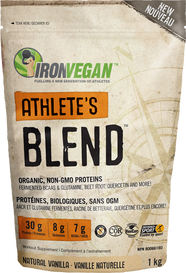 Iron Vegan Athlete's Blend Vanilla (1 kg)