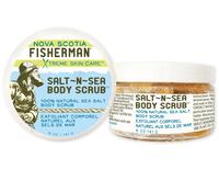 Nova Scotia Fisherman Salt N Sea Body Scrub (5 oz)