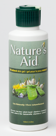Nature's Aid Natural Skin Gel (125 mL)