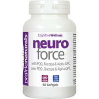 Prairie Naturals NeuroForce Cognitive Health (60 softgels)