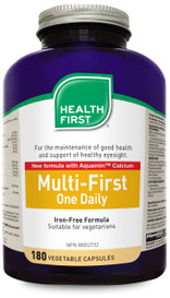 Health First Multi-First Iron-Free (100 caps)