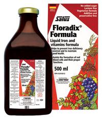 Salus Floradix Formula Liquid (500mL)