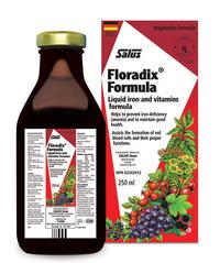 Salus Floradix Formula Liquid (250mL)