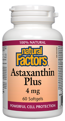 Natural Factors Astaxanthin Plus Review