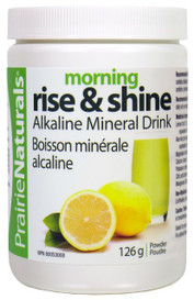 Prairie Naturals Morning Rise & Shine pH Balancing Drink Mix (126 g)