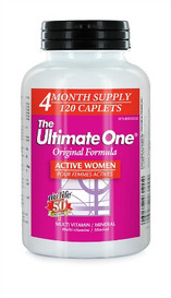 NuLife The Ultimate One Active Womens (120 caps)
