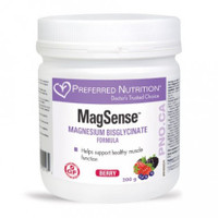 Preferred Nutrition MagSense Powder Berry (200 g)
