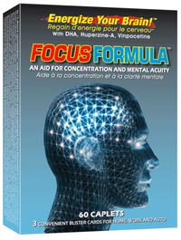 NuLife Focus Formula (60 caps)