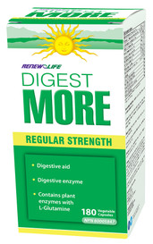 Renew Life DigestMORE (180 veg caps)