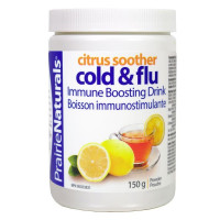 Prairie Naturals Citrus Soother Cold & Flu (150 g)