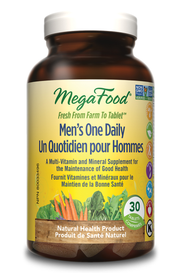 Mega Food Men's One Daily (30 tabs)