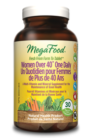 Mega Food Women Over 40 One Daily (30 tabs)