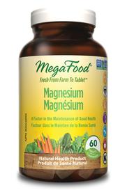 Mega Food Magnesium (60 tabs)