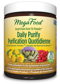 Mega Food Daily Purify Nutrient Booster Powder (58.9 g)
