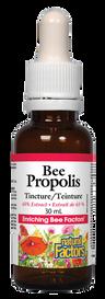 Natural Factors Bee Propolis Tincture 65% Extract (30 mL)